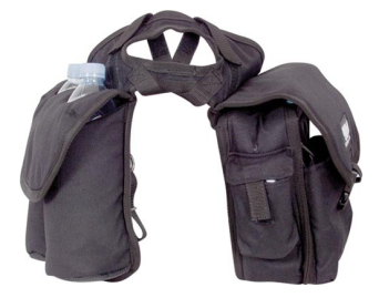 saddle-bag